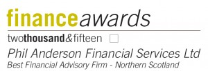 Best Financial Advisory Firm - Northern Scotland